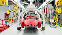 Ferrari California Factory