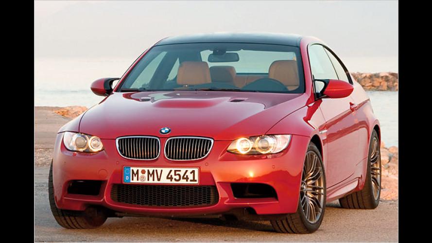 BMW M3: Der starke Bayern-Bolide im großen Special