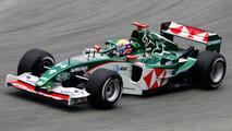 Jaguar R5 F1 Car
