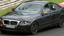BMW 5 Series spy photos