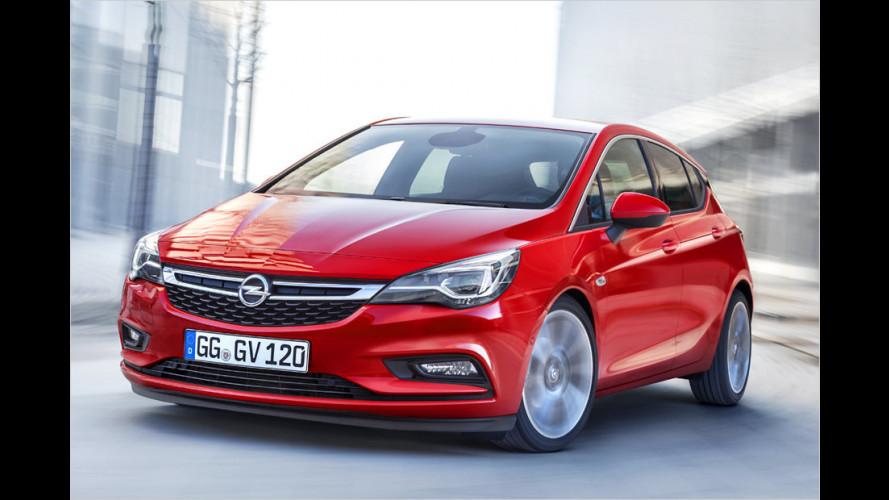 Das ist der neue Opel Astra