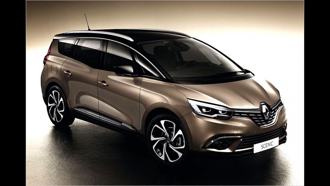 Der neue Renault Grand Scénic