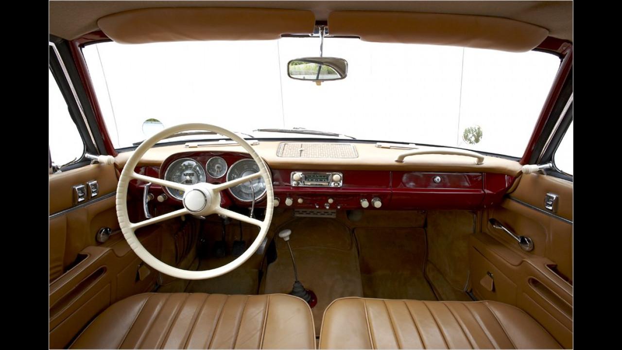 BMW 503 Coupé (1956 bis 1959)