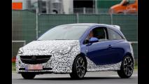 Erwischt: Opel Corsa OPC