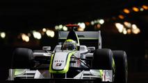 Jenson Button, Monaco Grand Prix 2009, practice