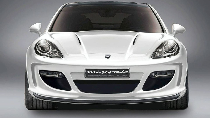 Gemballa Panamera Mistrale photos surface