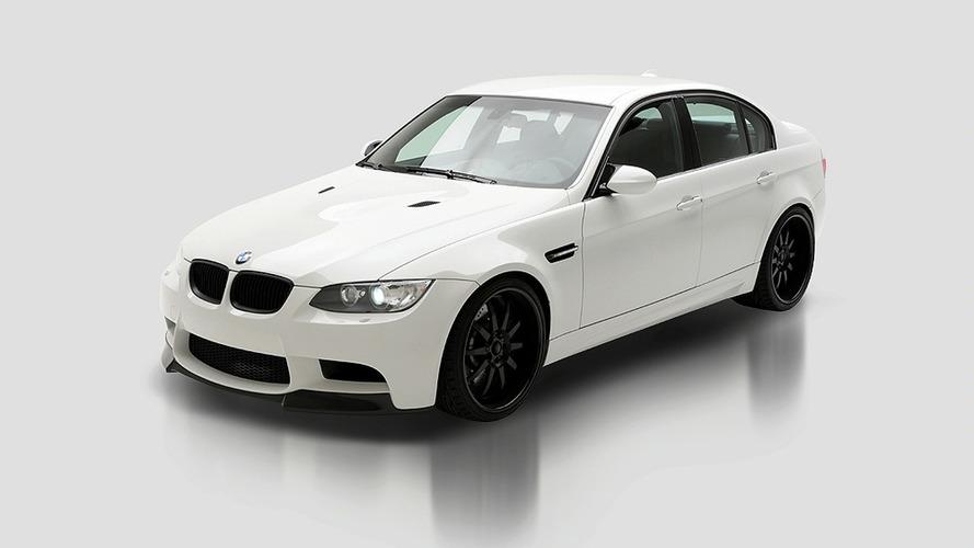 Vorsteiner Release New Body Kit for BMW E90 M3 Sedan