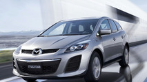 2010 Mazda CX-7 facelift