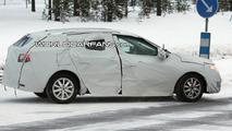 Renault Megane Grand Tour Testing in Scandinavia