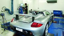 Gemballa Carrera GT dyno testi