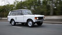Range Rover first generation 1970 - 1996, 04.06.2010