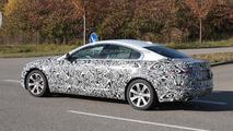2012 Jaguar XF facelift 11.30.2010
