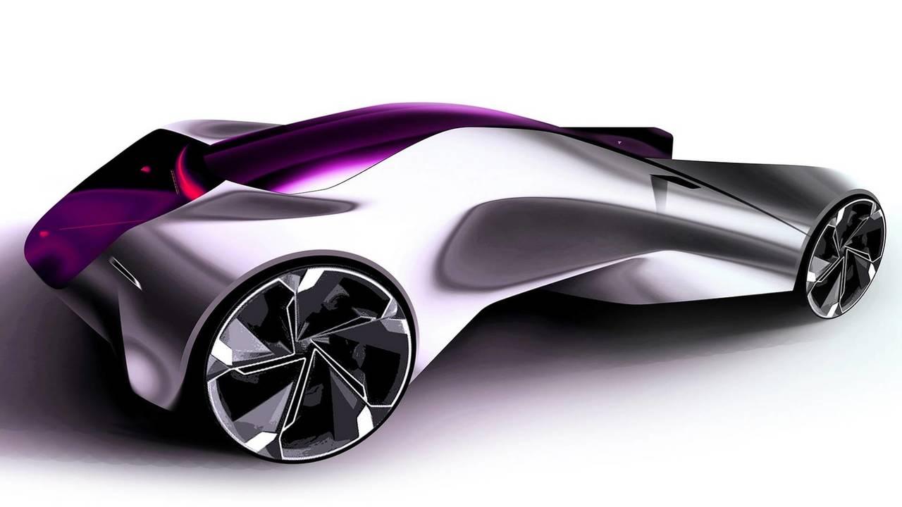 Jaguar Space-Type konsepti