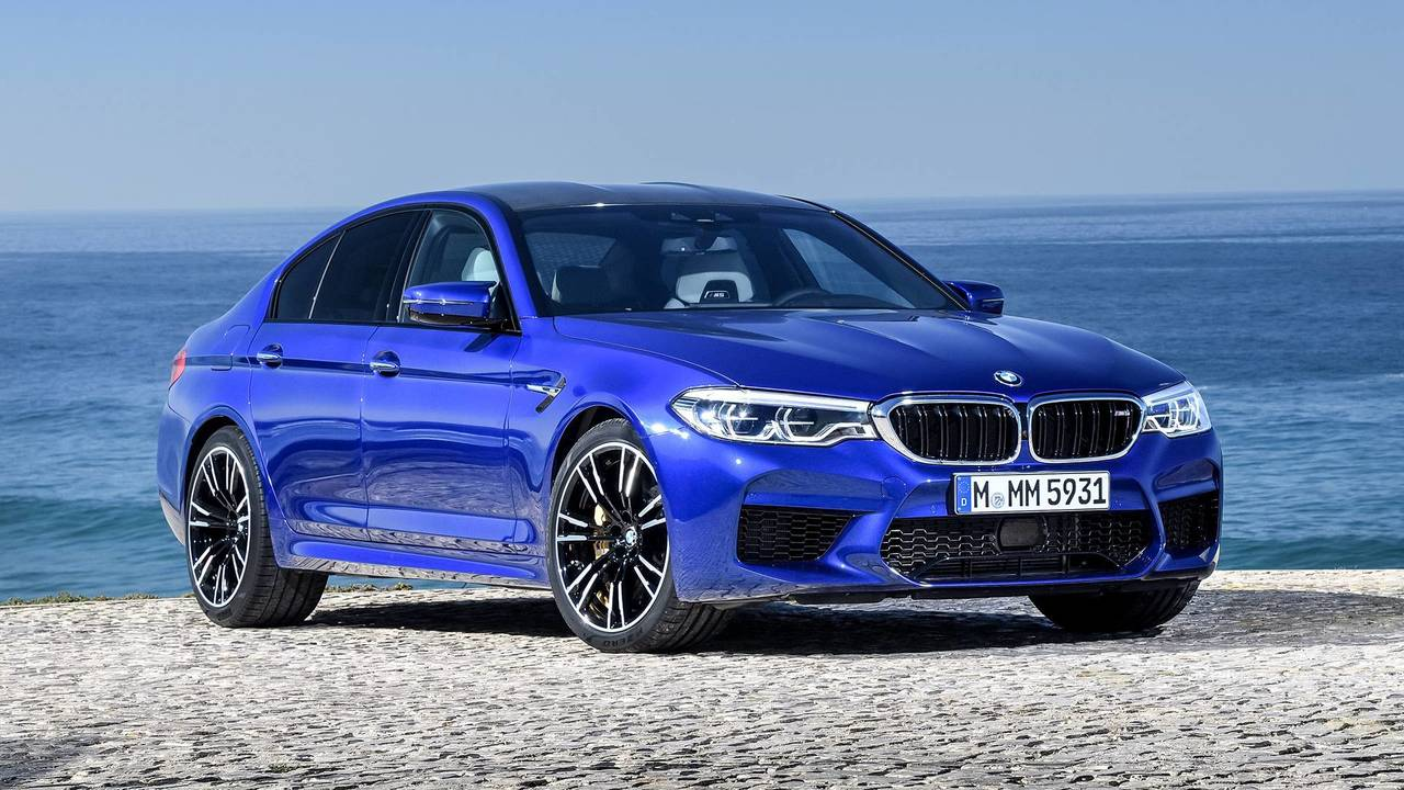 Stop The Presses Bmw M5 Hybrid Allegedly In The Works