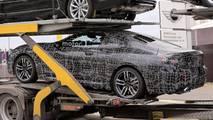 BMW Serie 8 2019 M Sport fotos espía