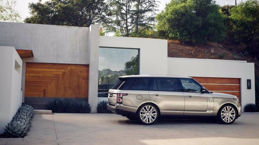 Land Rover hints at super-luxurious two-door Range Rover model
