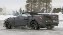 2017 Chevy Camaro ZL1 Convertible spied, could have 640 hp