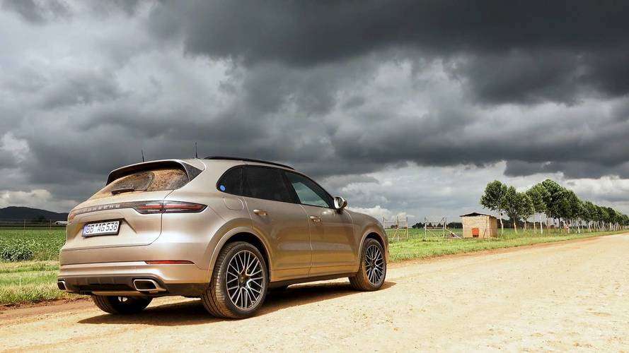 Porsche Cayenne E-Hybrid Teased With Video About Endurance Test