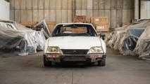 Subasta Citroën Heritage