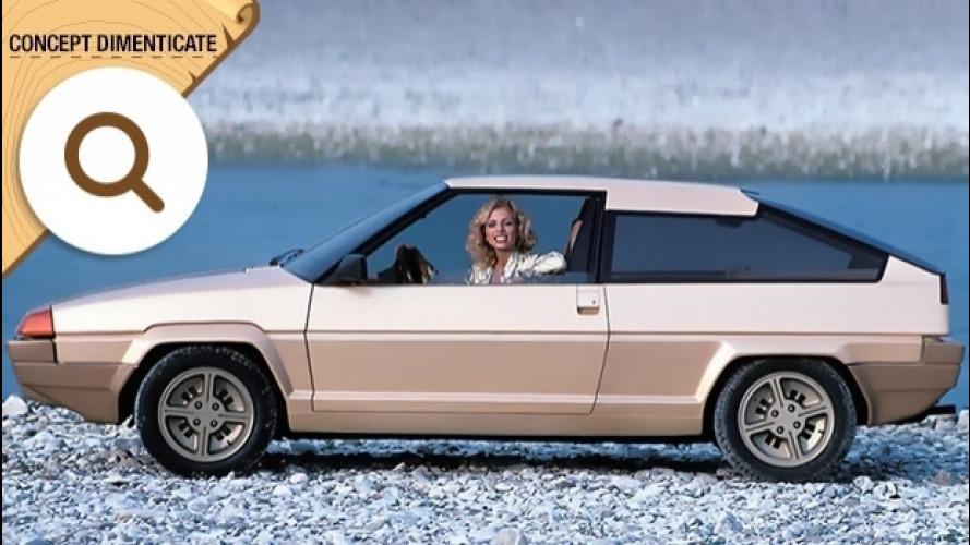 Tundra by Bertone, la Volvo che era