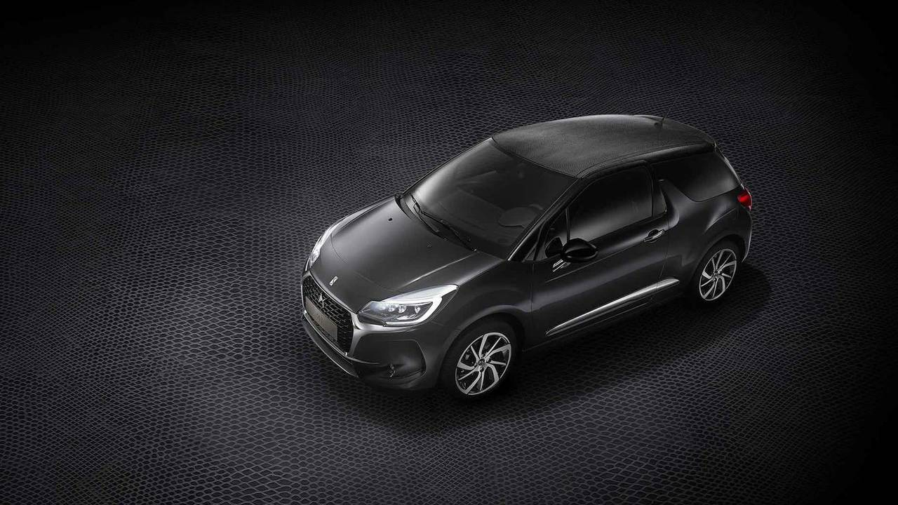 DS 3 Black Lézard 2018