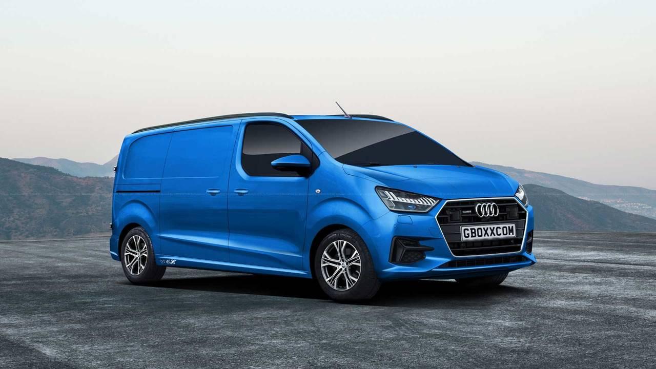 Audi Van