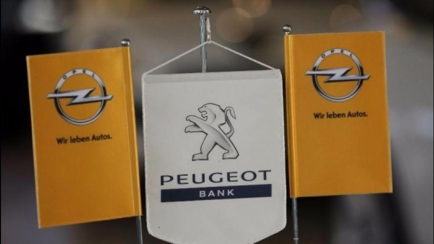 Peugeot/Citroen e Opel, ipotesi di alleanza