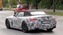 BMW Z4 Lights Spy Shots