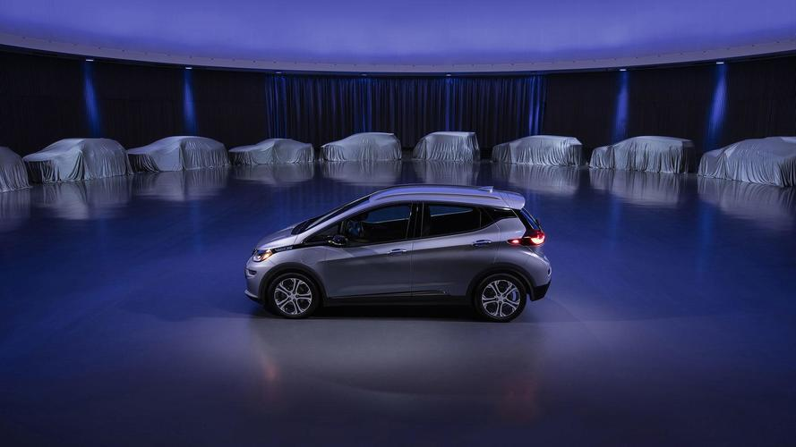 GM Introducing Two New EVs In Next 18 Months, 20 By 2023