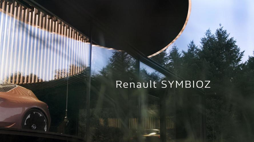 Renault Symbioz, el teaser de un concept que llamará la atención