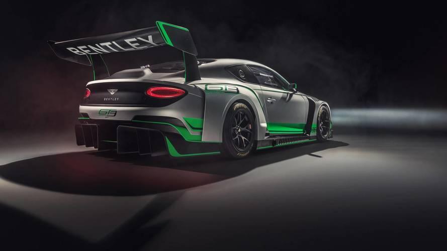 Bentley unveils all-new Continental GT3 challenger