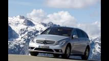Mercedes Classe R facelift
