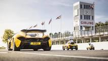 McLaren P1 toys
