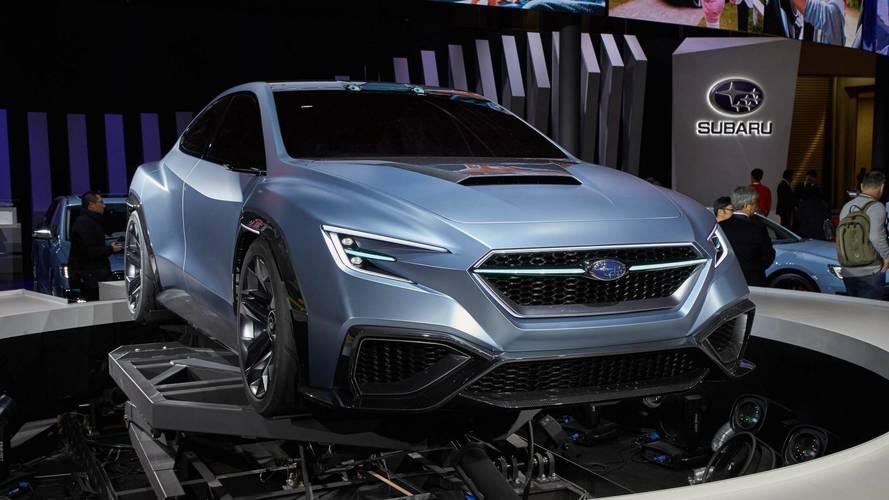 2020 körül érkezhet az új Subaru WRX – vezetési élményre hangolva