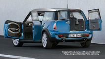 SPY PHOTOS: More MINI Traveller Estate