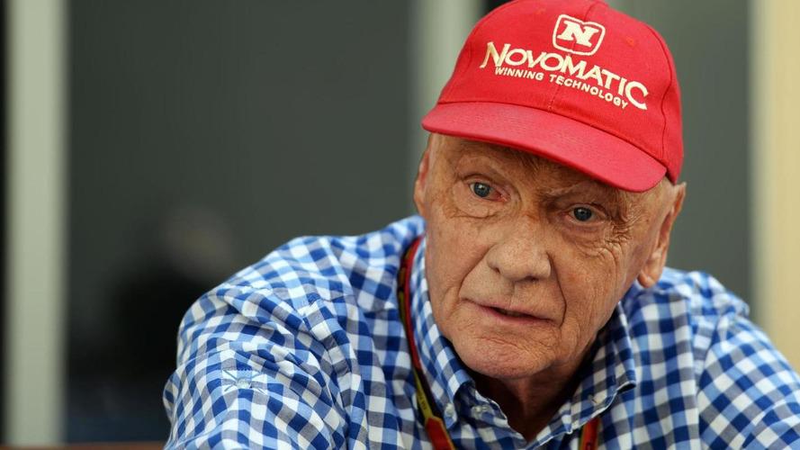 Dominant Mercedes 'stressed' ahead of 2015 - Lauda