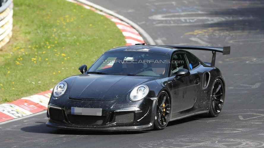 Porsche 911 GT3 RS rumored to lap Nurburgring in 7:20