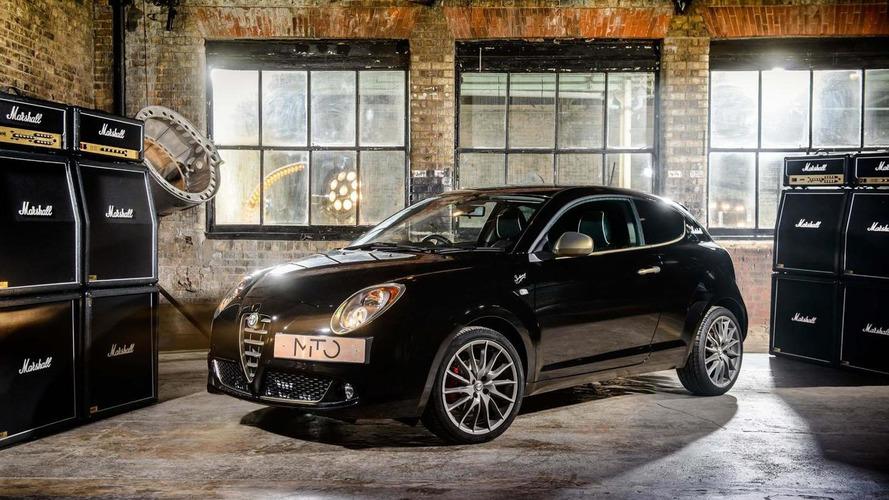 Alfa Romeo MiTo by Marshall concept revealed