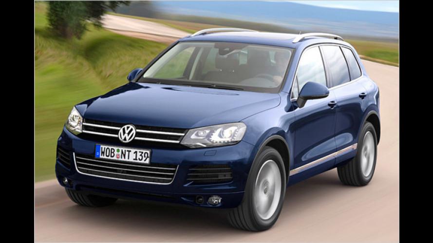 Moderne Zeiten: Der neue VW Touareg im Test
