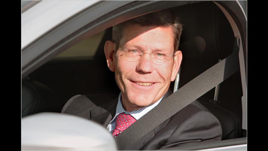 Interview mit Ford-Chef Bernhard Mattes: