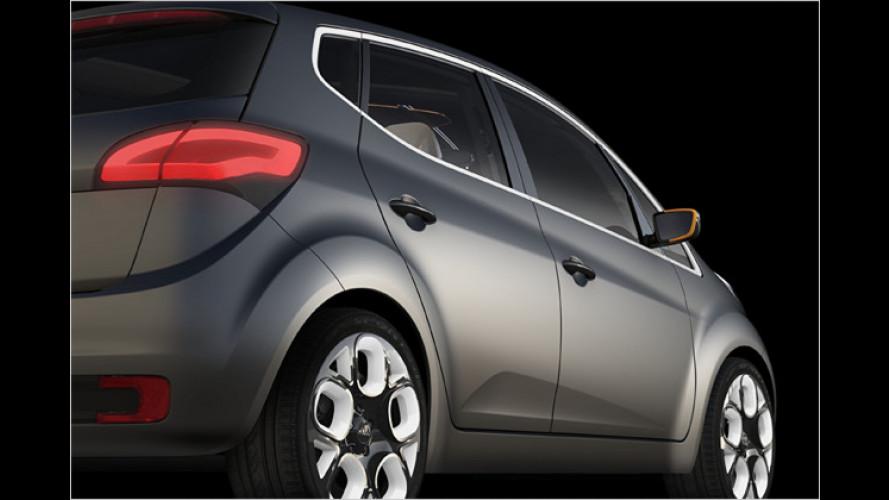 Kia: Neues Minivan-Konzept wird in Genf vorgestellt