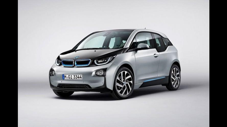 BMW adianta detalhes do elétrico i3, que chega ao Brasil em 2014