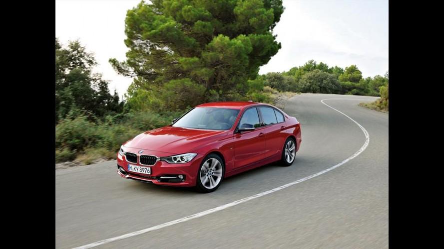 Audi supera BMW entre marcas Premium no início de 2014 - família A3 é destaque