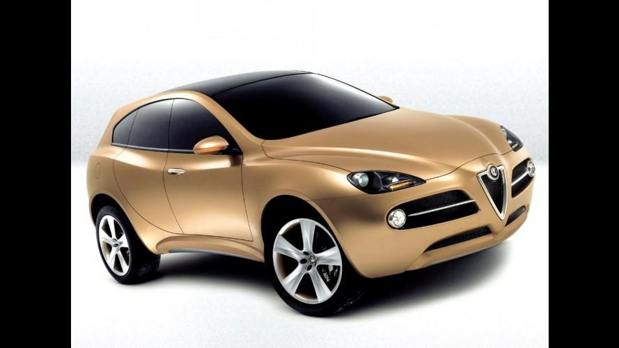 Alfa Romeo: inédito SUV chega em 2016 com motor de 500 cv da Ferrari