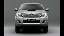 Toyota lança linha Hilux e SW4 2014 com leves alterações no acabamento