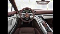 Salão de Paris: Vazam primeiras imagens oficiais do Porsche Panamera Sport Turismo Concept