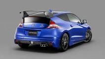 2013 Honda CR-Z Mugen RZ revealed (JDM)