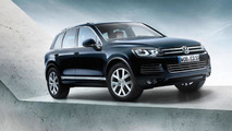 Volkswagen Touareg Edition X announced