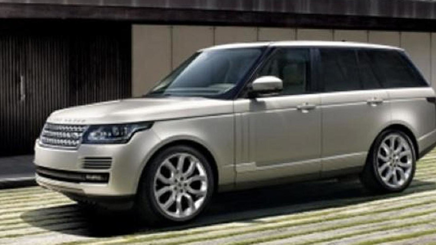 2013 Range Rover priced at 71,295 pounds [videos]