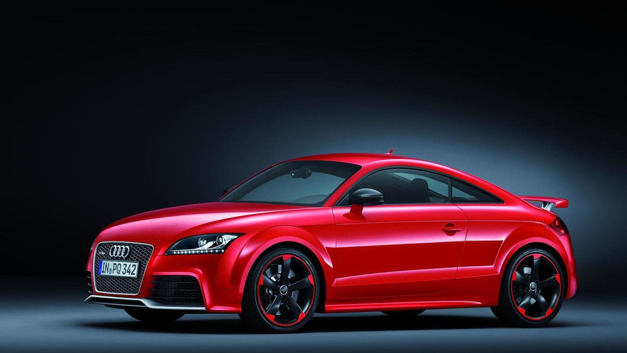 Audi TT-RS Plus priced from £48,945 OTR